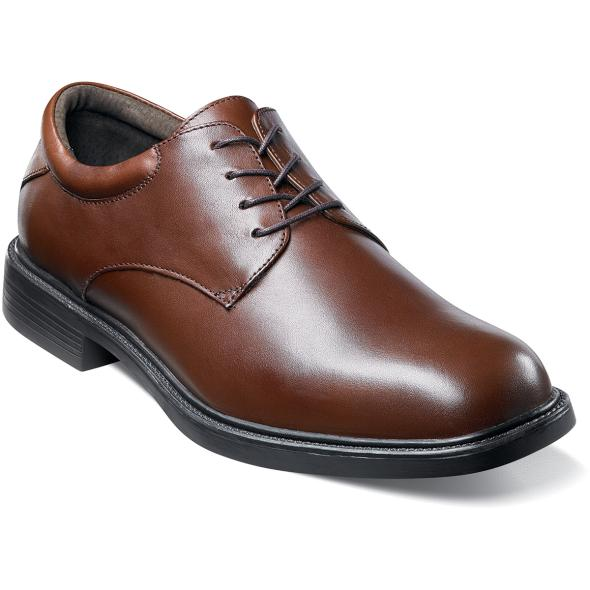 Maury Plain Toe Oxford