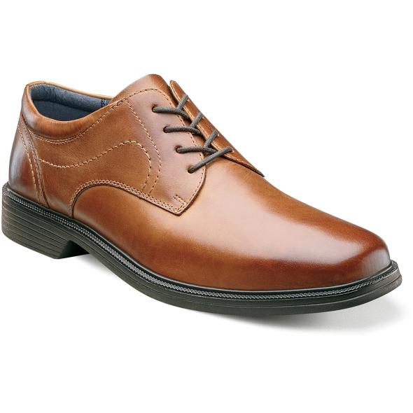 Columbus Plain Toe Oxford
