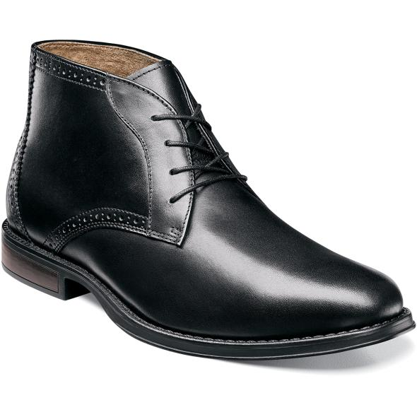 Russell Plain Toe Chukka Boot