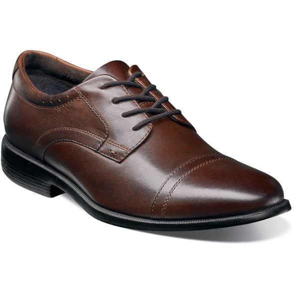 Dixon Cap Toe Oxford