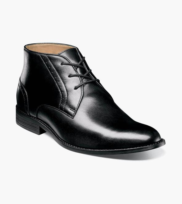 Savage Plain Toe Chukka Boot